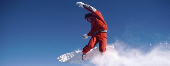 Как подобрать длину сноуборда под рост