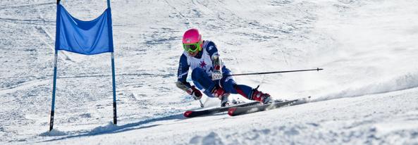 Трюки и стили катания на горных лыжах
